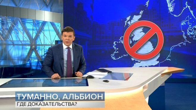 露西亞媒體打破沈默:警告係境外叛徒特別要小心