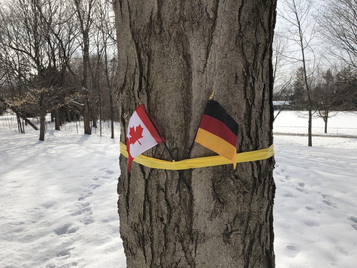 比利時國王到訪 加拿大竟然用德國旗迎賓?
