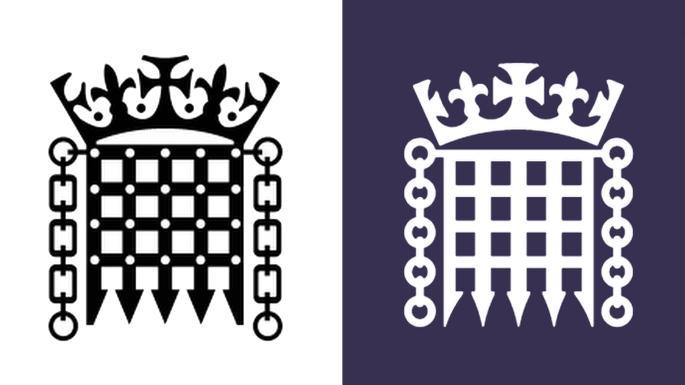 英國國會使5萬鎊 重新設計logo 大家睇唔清有唔同?