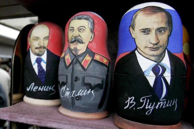 一反常態 布丁確認自己祖上曾經服務列寧史太林?