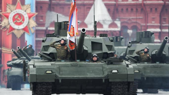 露西亞新坦克 竟然因為西方制裁導致開發延後10年?