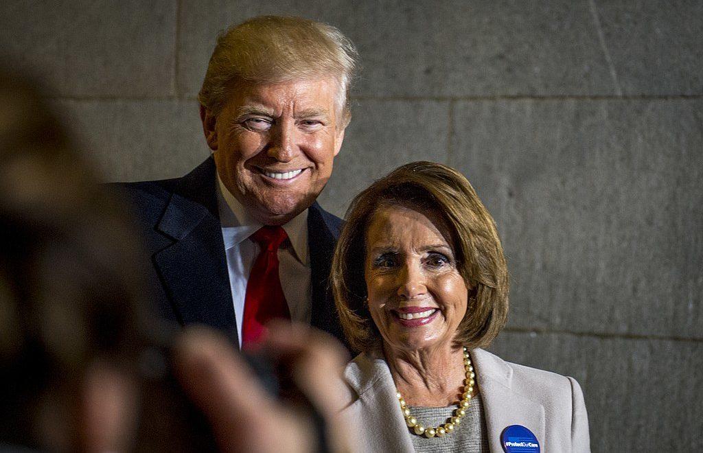 美國民主黨對眾議員領袖裴洛西又愛又恨:最有能力但又最備受攻擊