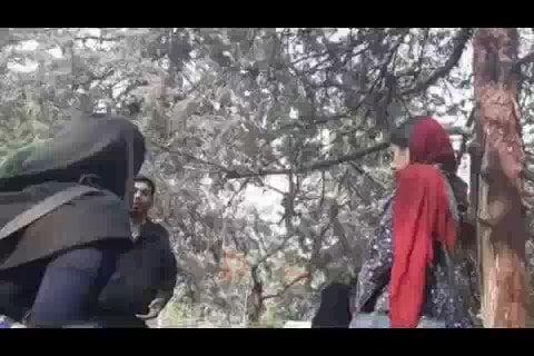 伊朗宗教警察針對「頭巾不足」女子之暴行 再次惹黎網上議論
