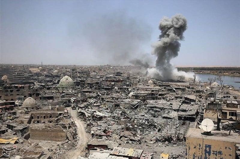 DAESH「聖戰」戰士 戰死伊拉克城市9個月都無人收屍