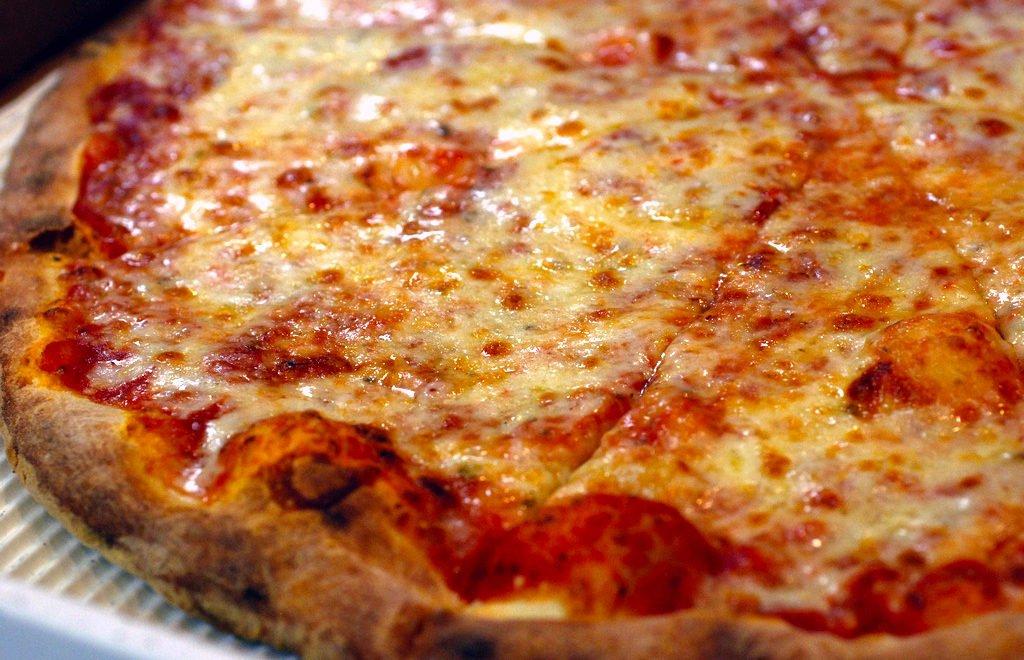 紐約pizza 好食 全因為水?