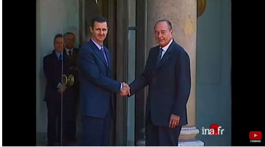 法國啟動程序 收回巴沙阿薩德之榮譽軍團勳章