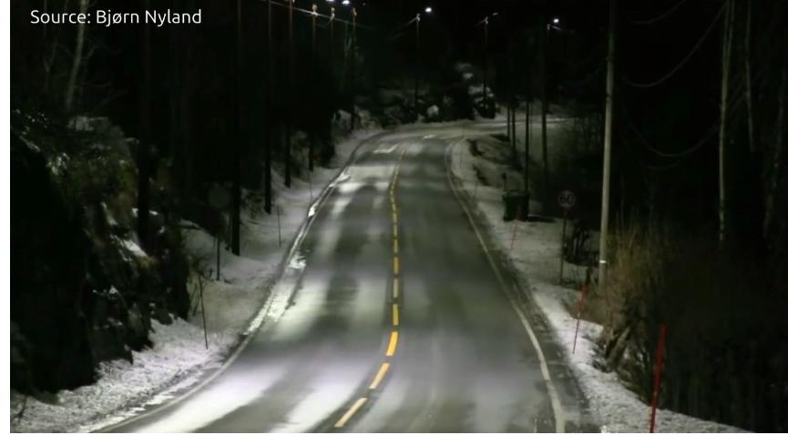 當地路燈被錯認挪威 瑞士城鎮想努力改正?