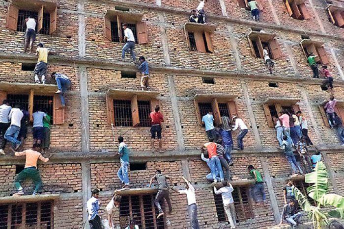 印度試題洩露 160萬考生需要重新考試