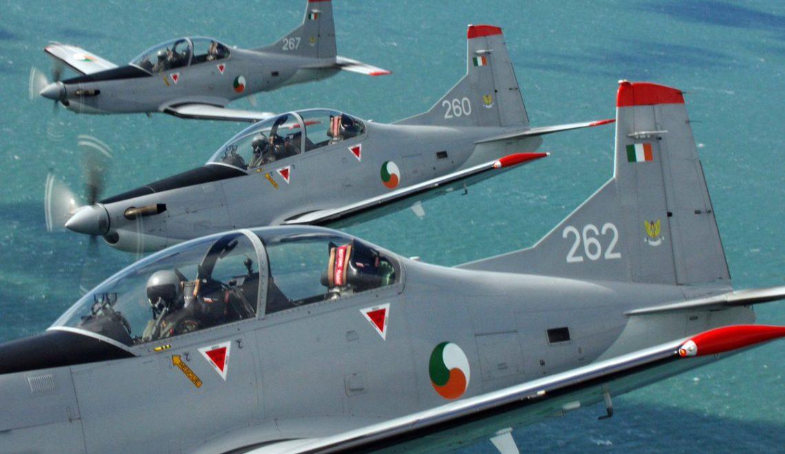 愛爾蘭空軍 因為愛爾蘭航空搶機師導致人事危機?