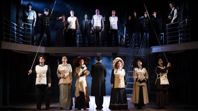 英劇場流年不利 「鐵達尼號」變「跌落黎號」仲要停show 一個禮拜