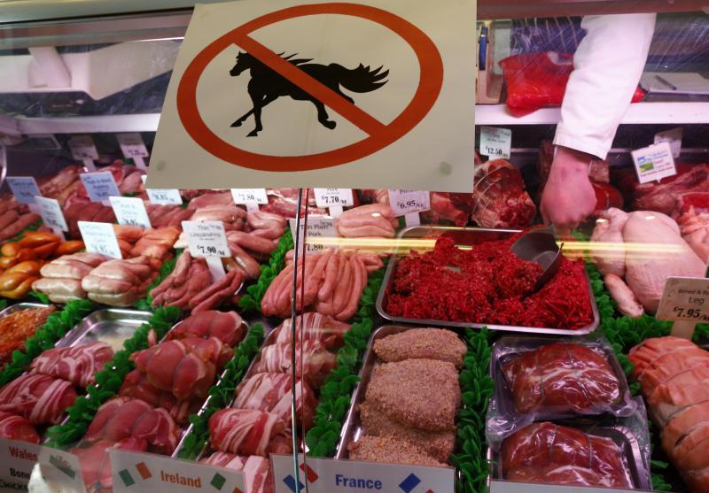 愛爾蘭馬肉屠宰逐年增加 但都未返到多年前高峰?
