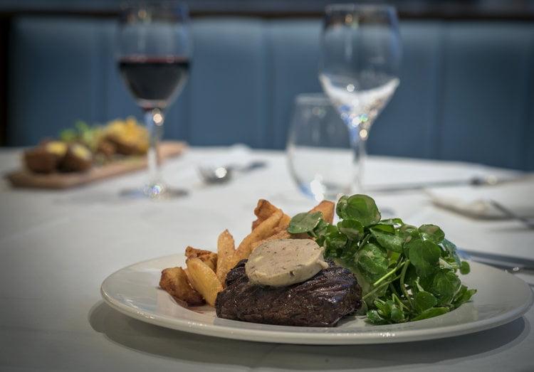 竟然有英國餐廳成功反攻巴黎 老佛爺都要去食?