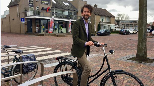 離奇荷蘭男 專登唔鎖單車 有安全感好幸福?