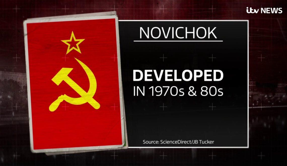 前蘇聯特工英國被毒 關鍵證據黎自德國?