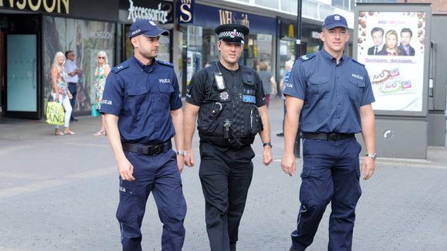 波蘭警察罷工 工業行動就係唔發吿票?