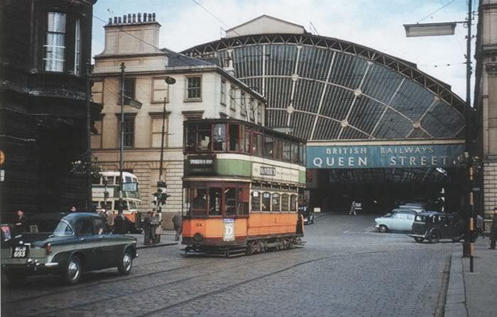 蘇格蘭火車站附近重建 維多利亞年代玻璃天花重現街頭