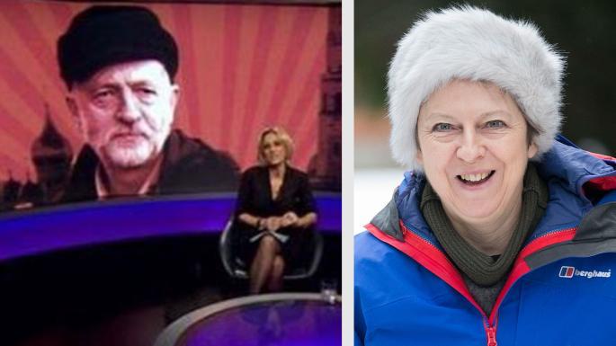 文翠珊都戴露西亞風帽 工黨對無人攻擊表示dum心口?
