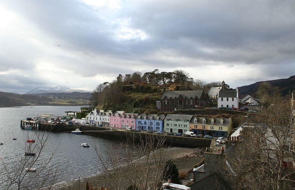 富翁呼籲人去蘇格蘭離島避疫遭痛罵