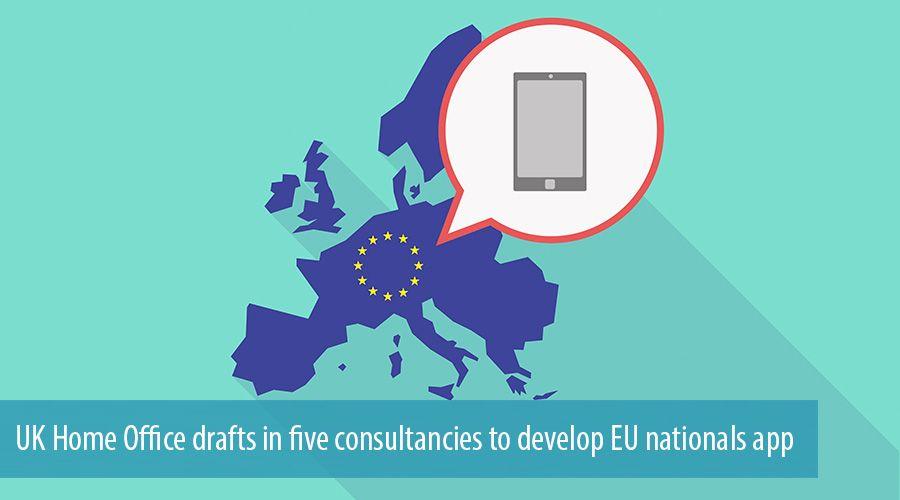 英國為歐盟公民設計嘅登記app iphone 用唔到?