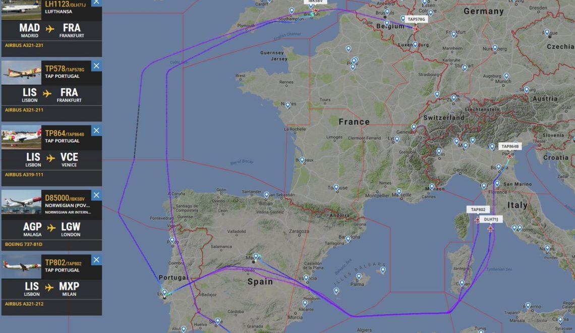 法國議會報告承認 法國造成1/3航空班機延誤