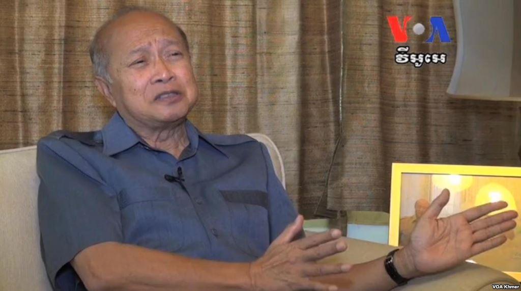 柬埔寨大選臨近 拉拿列親王突然遭車禍