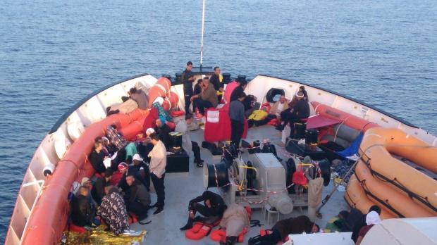 義政府突然落閘 要求馬他接收被拒 629名難民係公海淪為國際人球