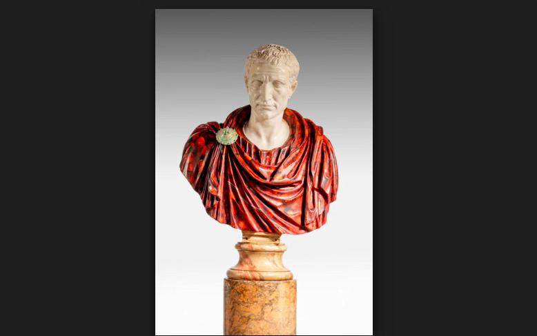 古羅馬雕像都有顏色 塗紅色係用黎政治宣傳嚇敵人?