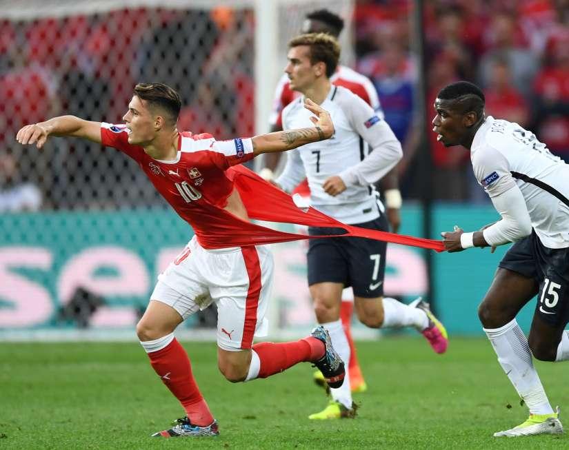 瑞士國家足球隊被多國媒體劣評為品味最差波衫?
