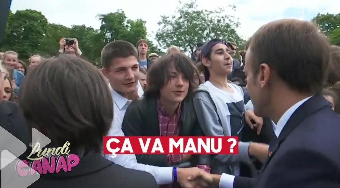 法國總統不滿「Manu」暱稱 網民就開發瀏覽器 extension 取代所有「總統先生」