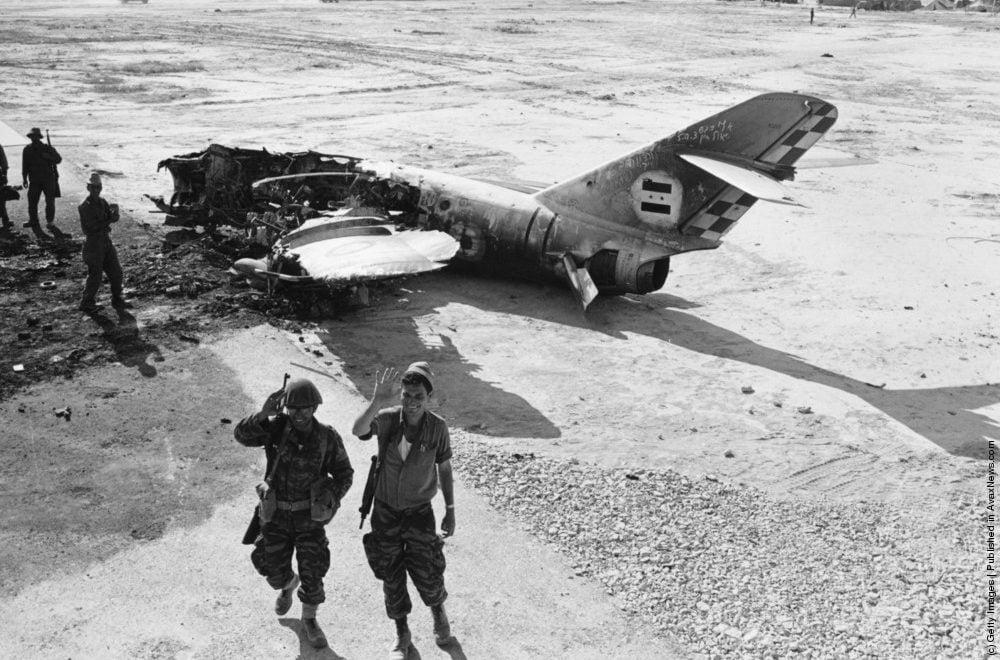 1967年聲稱埃及開入以京電台主持 死於六日戰爭開戰紀念日