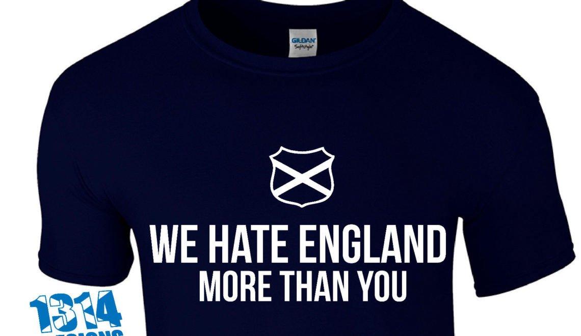 蘇格蘭憎英格蘭 甚至露西亞贏世界盃都無咁傷心?