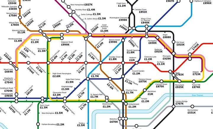 倫敦要年薪10萬英鎊先有機會首次置業?