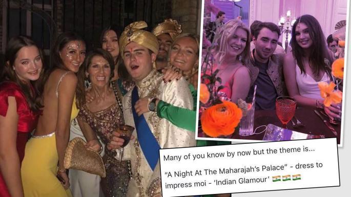 碧仙桃大學生係倫敦搞「印英帝國之夜」生日會 被指「挑動殖民情緒」