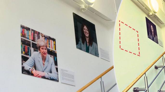 牛津大學地理系掛出傑出校友 文翠珊慘被「圍攻」