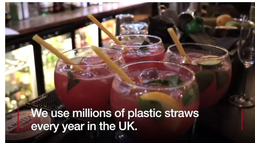 英國都對膠飲管趕盡殺絕 餐廳林到用義粉當吸管 解決唔少問題?
