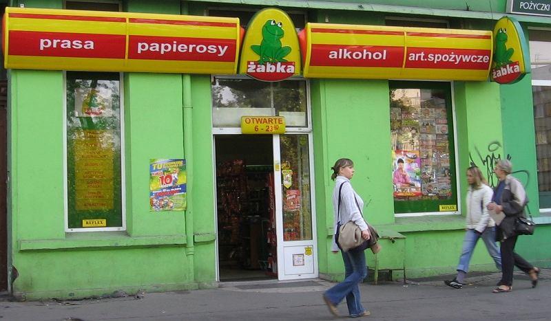 波蘭便利店要扮做郵局 週日先可營業?
