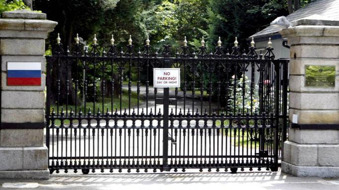 大使館裝修 引發露西亞愛爾蘭兩國政府大鬥法呢?