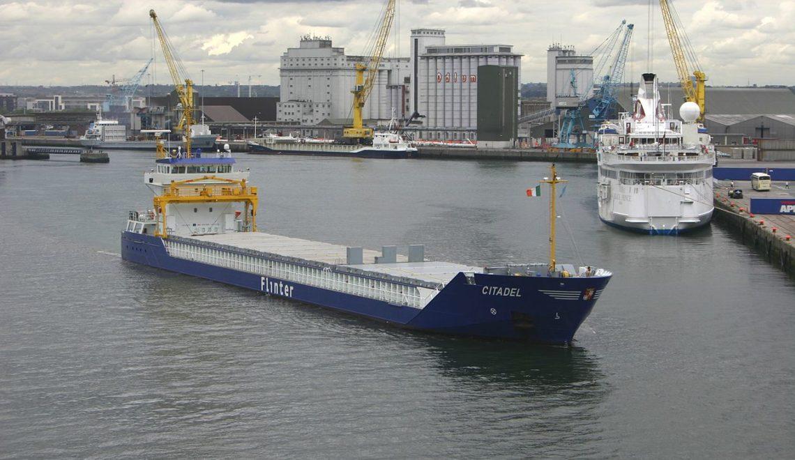 脫歐大混亂 歐盟準備愛爾蘭海運替代路線