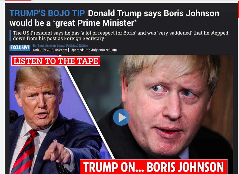 Boris 俾侵讚 反而擔心影響未來相位前途?