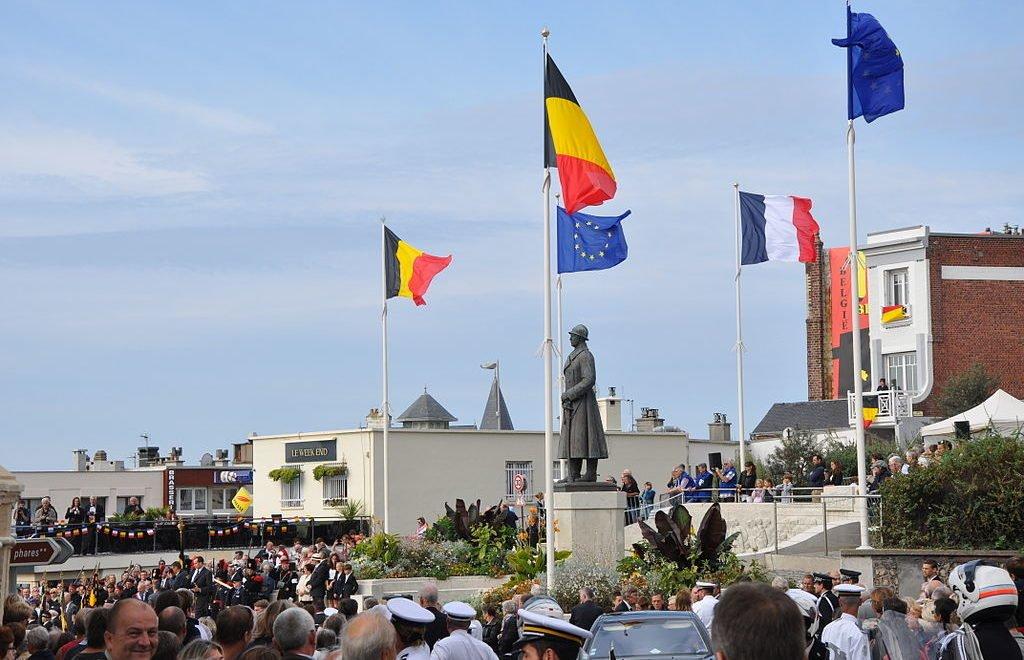 法國城鎮有4年曾經係比利時首都?