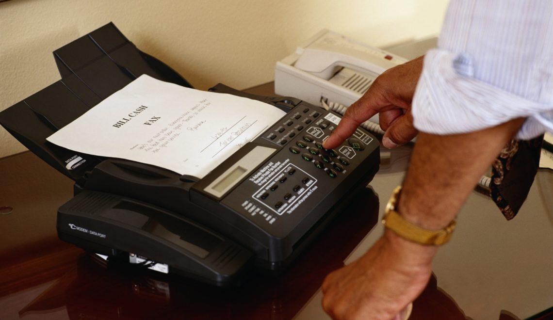 NHS 被踢爆 醫院間通訊依然靠9000部 fax 機