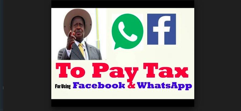 烏干達推 FB whatsapp 稅 每日收錢 但電訊商唔知點做?