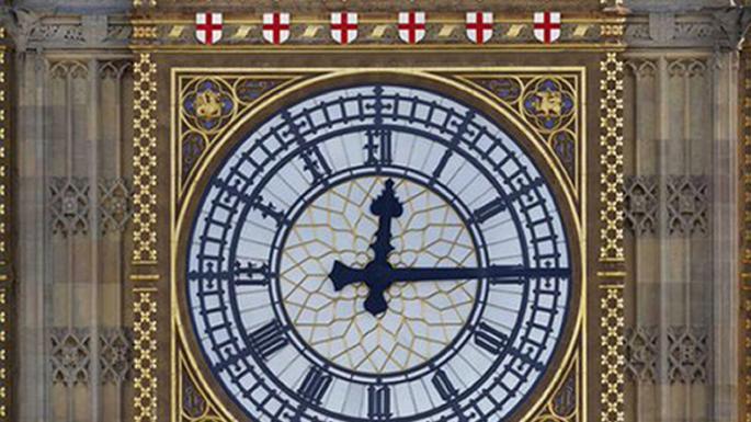 大笨鐘新鐘面只有聖佐治十字 激怒蘇格蘭?