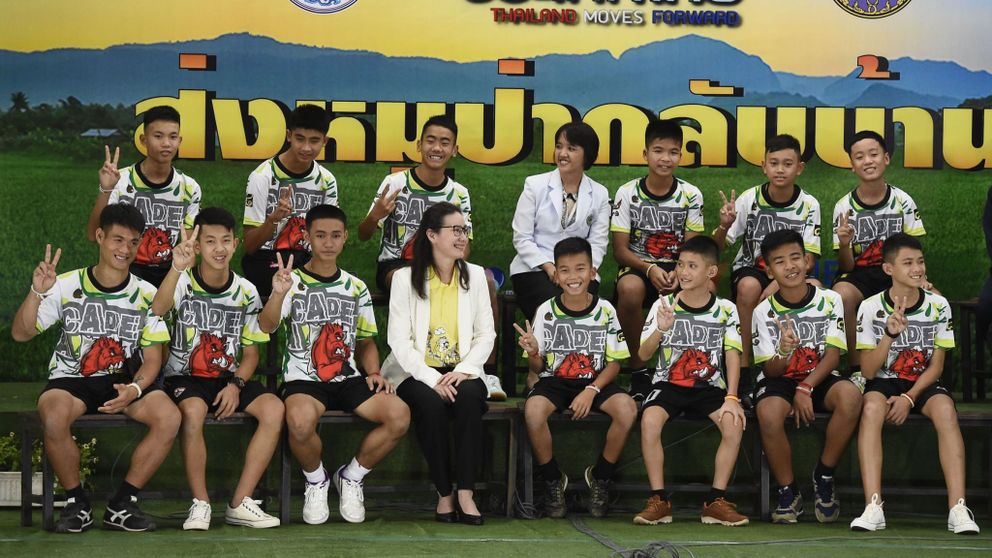 泰國少年足球隊逃出生天 牙買加政府都想抽水?