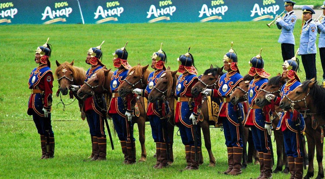 蒙古人迷你版那達慕大會 殺到去奧地利?