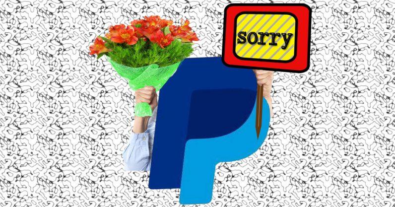Paypal 出信俾死人 指「死亡違反信用額條款」