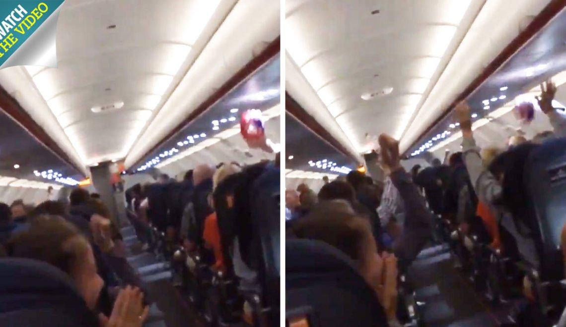 機長通知蘇格蘭乘客英芥蘭落敗 全機歡呼
