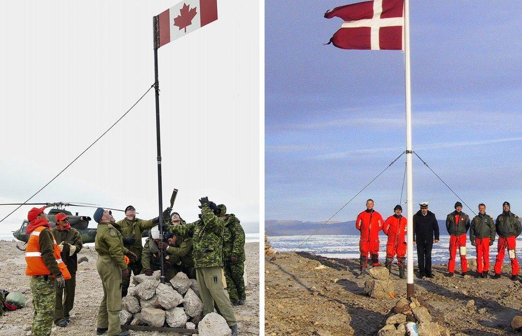 丹麥加拿大三十年爭海島主權 至今依然「威士忌戰爭」中?