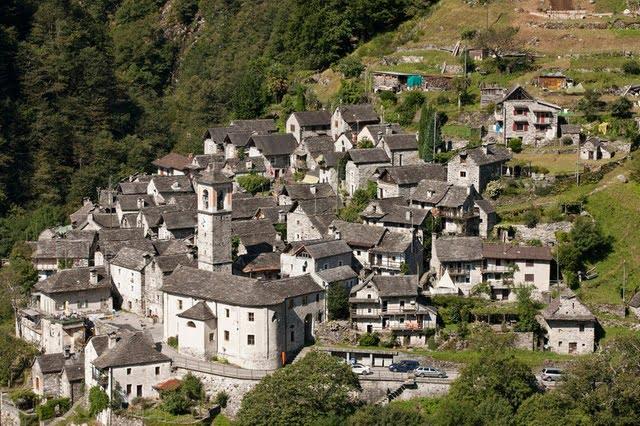 瑞士面對人口老化:全村變成酒店 夏季迎賓?