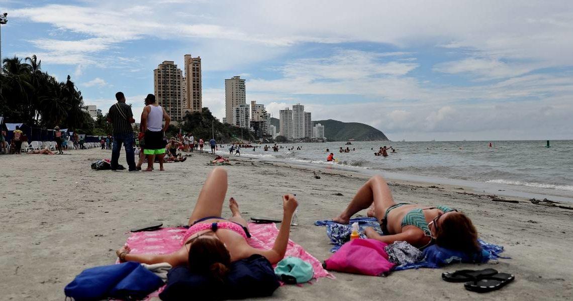 哥倫比亞官員對付熱浪健康tips:唔好性愛